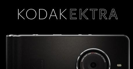 KODAK EKTRA – カメラ好きのためのスマートフォン、いやスマホ付きカメラ? 【@maskin】