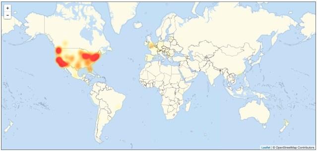 米主要ウェブサイトが大混乱、IoT機器を乗っ取った大規模なDDoS攻撃が原因 【@maskin】