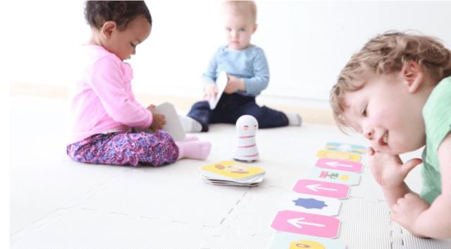 0才ですが何か?プログラミング学習ロボットKUMITA(クミータ)に世界の赤ちゃん注目(?)