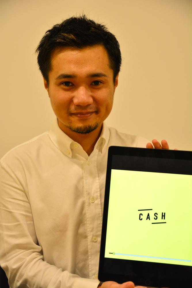 「CASHは質屋ではありません。買い取りアプリなんですます」バンク社 光本CEOが語る