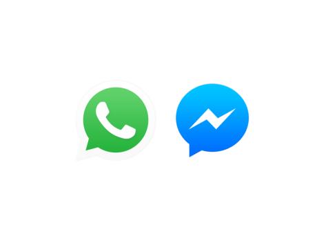 Facebook一人勝ち?2つのメッセンジャーがそれぞれ月間13億アクティブユーザー突破