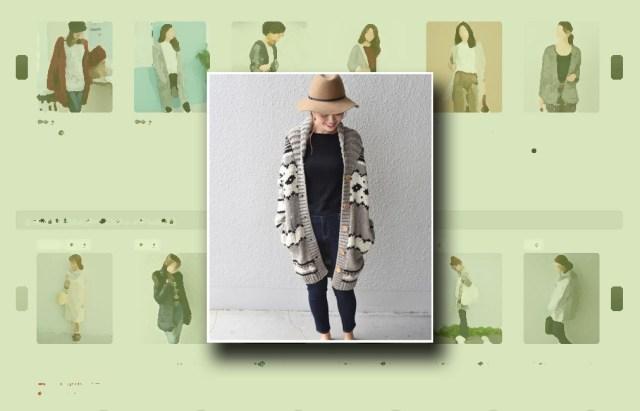 新しいAIファッションリコメンデーション「デクワス.VISION」、MAGASEEK(マガシーク)に導入
