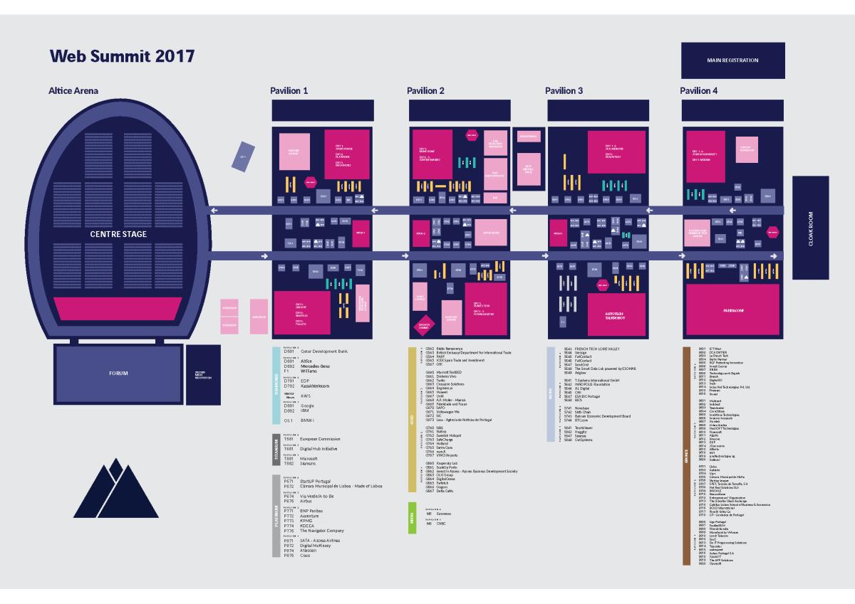 来年参加はマスト!・・「Web Summit」の歩き方最新版 世界最大のTechスタートアップイベント 完全攻略