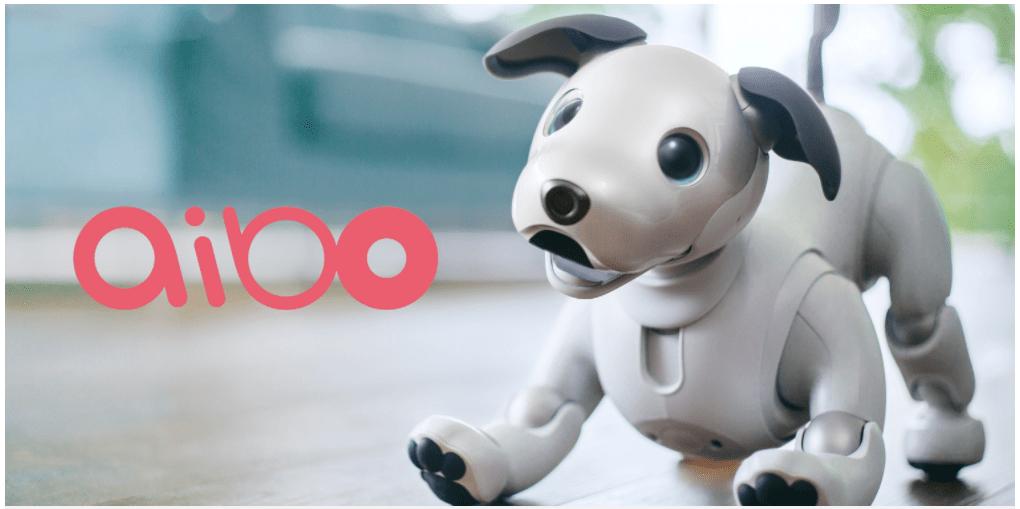 ソニーが新「aibo(アイボ)」を発売、予約は今夜11時頃から 人工知能で動く犬型ロボット