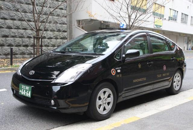 (追記あり)いよいよ都内で相乗りタクシーが始まる、日本交通らが実験開始