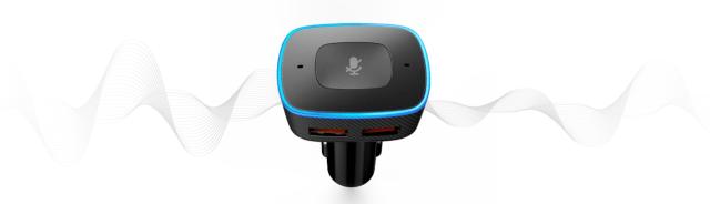 米Ankerが車載Alexa端末「Roav VIVA」発表、50ドルのシガーソケット接続型  #CES2018