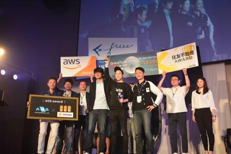 日本対台湾! LaunchPad結果速報  IVS 2018 Spring Taipei #ivs18 #ivs