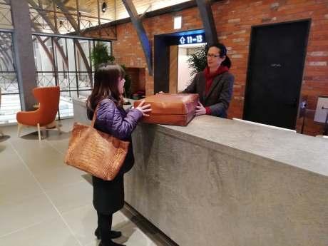 手荷物預かりシェアロッカー「ecbo cloak」が西日本鉄道と福岡ソラリアステージの荷物問題解決へ