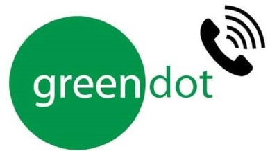 What does the green dot mean?