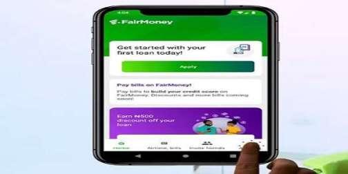 Connect ATM Card On Fairmoney App
