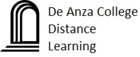De Anza College Distance Learning