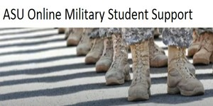 ASU Online Military Student Support