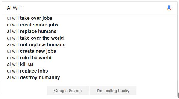 Google Search Results AI Will