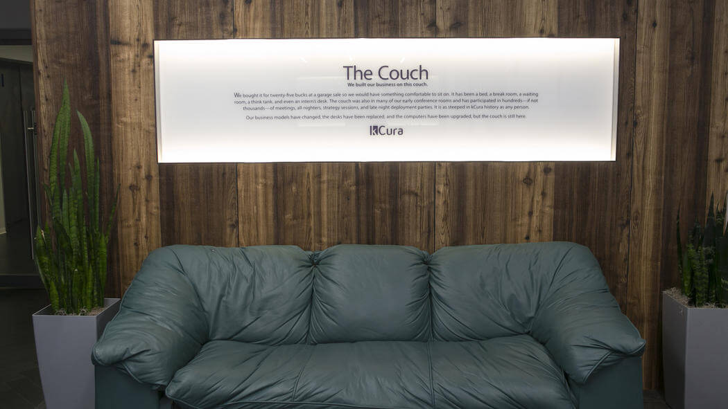 kCura's Couch