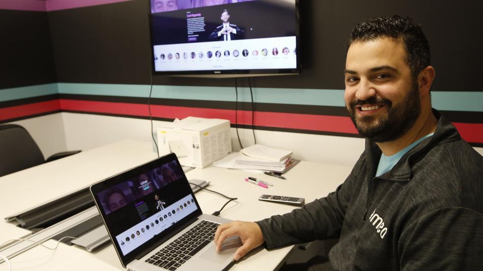 steve galanis founder of celebrity video platform