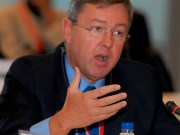 South Africa's Tourism Minister Marthinus van Schalkwyk