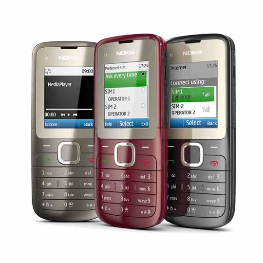 Nokia-C2-00