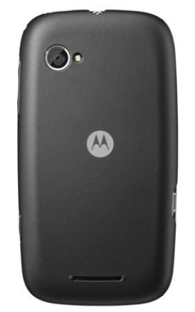 Motorola XT531 Titanium Back