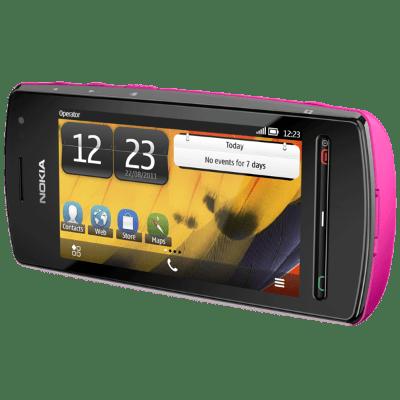 Nokia 600 belle