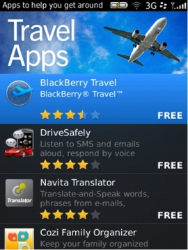 blackberry appworld 3