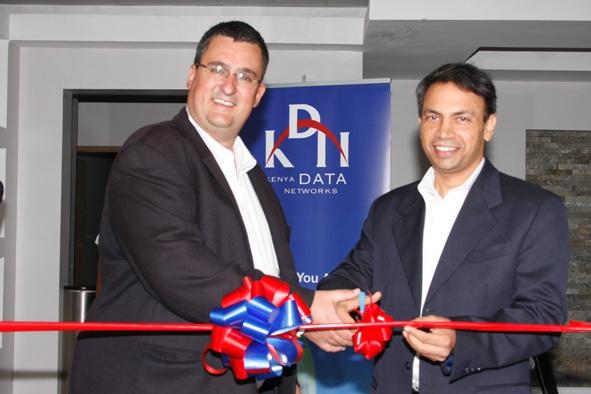 KDN Data Centre launch