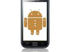 Samsung Galaxy S gingerbread