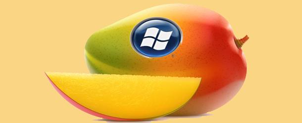 windows phone 7 mango