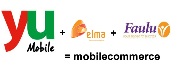 yumobile, faulu, elma mobile commerce