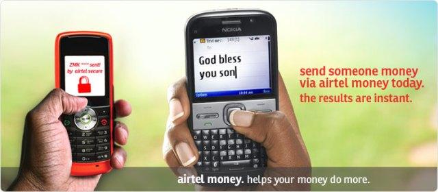 Airtel Money Uganda