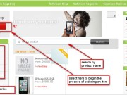 Safaricom online shopping