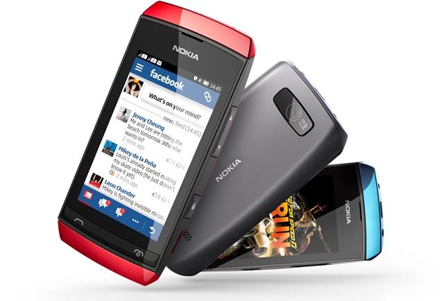 Nokia Asha Touch 305