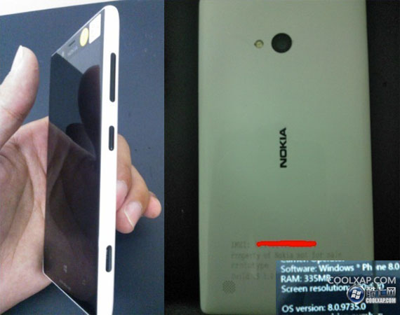 Lumia 820 Arrow