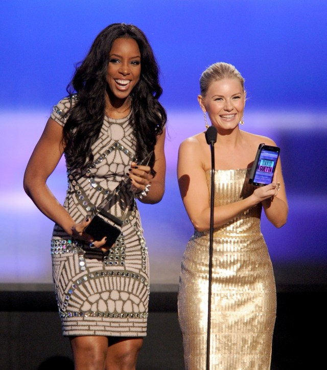 Galaxy Note II AMA Awards