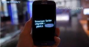 Galaxy S III premium Suite Upgrade