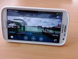Galaxy Note II SD stand Case