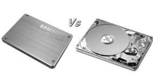 SSD vs HDD Storage