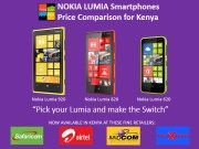 Nokia Lumia deals in Kenya