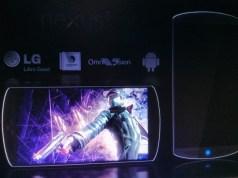 lg nexus 5 prototype