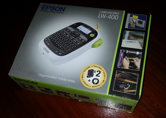 Epson LW-400