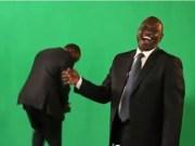 Uhuru Kenyatta funny