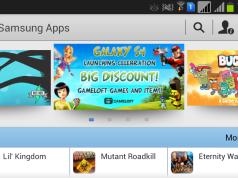 Galaxy S 4 Gameloft Discounts