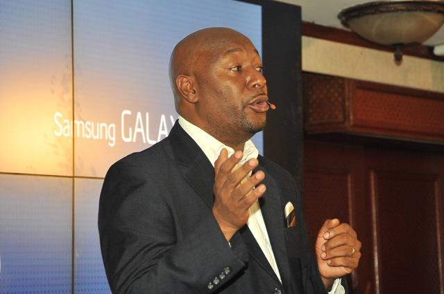 Robert Ngeru, COO Samsung EEA