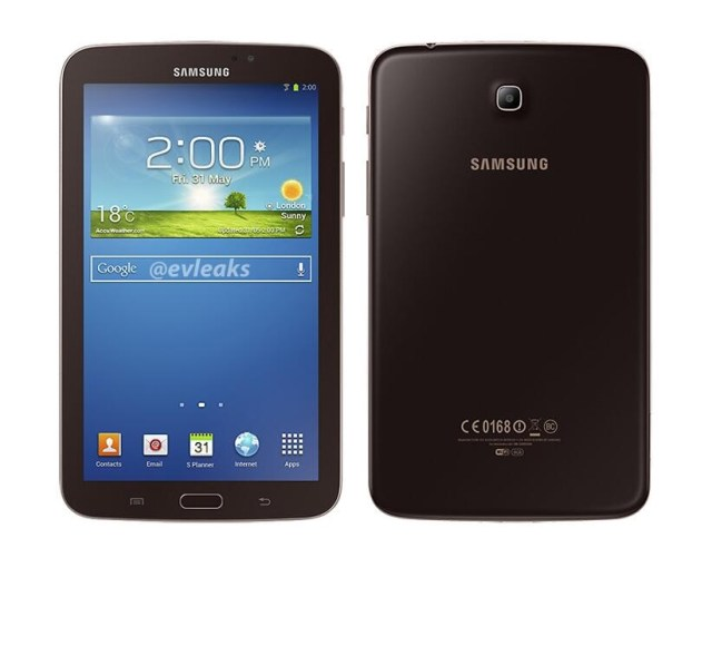 Galaxy tab 3 7ínch