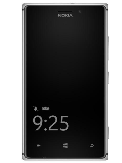 Lumia 925 glace screen