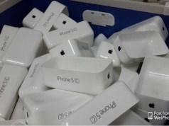 leaked iphone 5c packaging