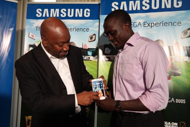 Smartphones Africa