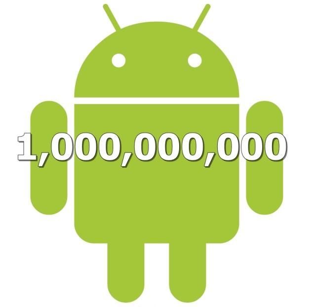 android one billion echenze techweez