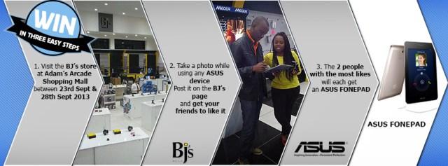 Win an Asus FonePad