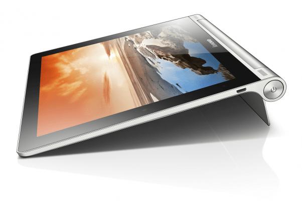 Lenovo Yoga Tablet 8 Tilt Mode