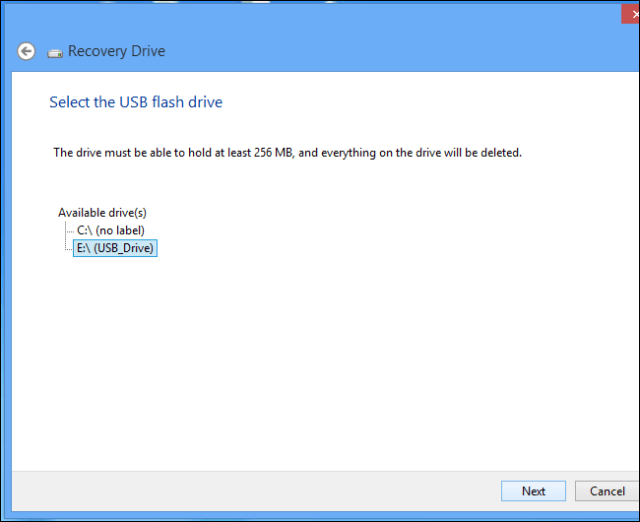 how to make d drive default windows 8